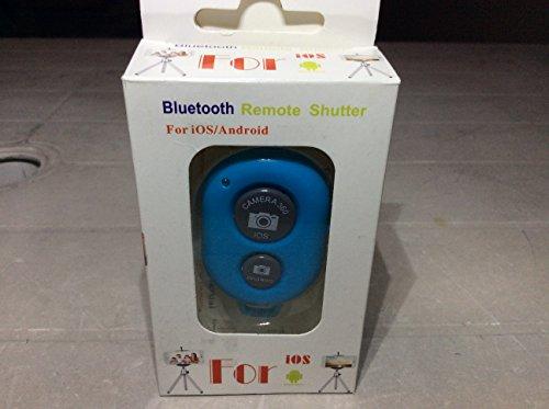 Télécommande Bluetooth par CamKix - Télécommande Sans Fil pour Smartphones - Adapté pour le Déclenchement de l'Obturateur d'un Appareil Photo pour Photos et Selfies - Compatible avec APPLE iOS et Android / iPhone / iPad / Samsung Galaxy / et Autres