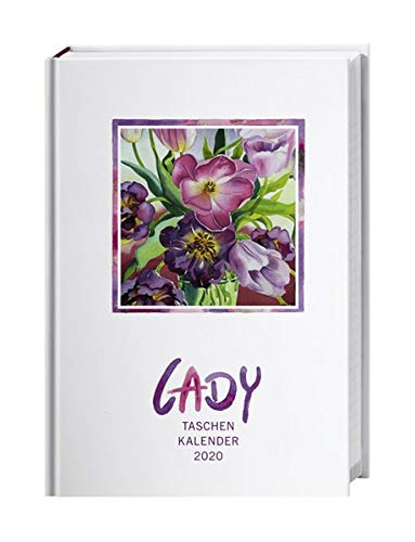 Lady Taschenkalender A7 2020 7,9x11cm
