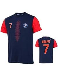 PSG Paris Saint-Germain - Camiseta de Manga Corta - Manga Corta - para niño 00146c46b8e9a