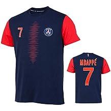 PSG Paris Saint-Germain - Camiseta de Manga Corta - Manga Corta - para niño 813673bc82936