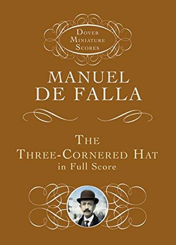 The Three-Cornered Hat in Full Score (Dover Miniature Music Scores) -