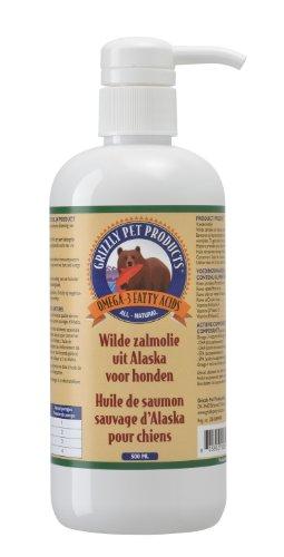 Grizzly Lachsöl - 500 ml