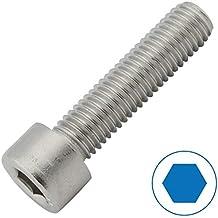 VPE 10 Stück verzinkt 8.8 DIN 912 Zylinderschrauben mit Innensechskant M3