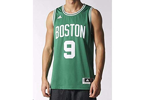 Camiseta Tirantes (Tank Top) adidas – NBA Boston Celtics Int Swingman #9 Verde S