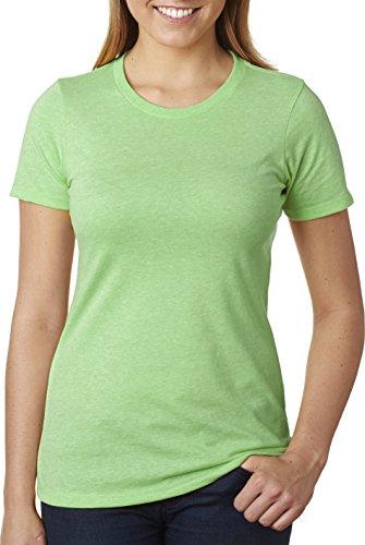 Next Level -  T-shirt - Donna verde - verde mela