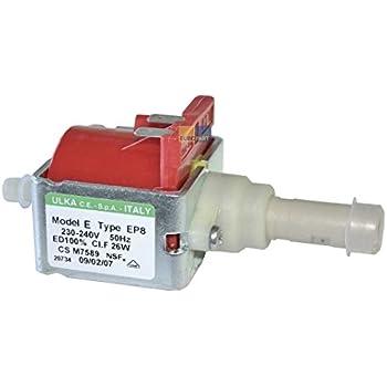 Pompe à eau uLKA eP8 philips senseo