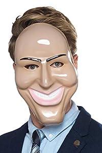 49112 Smiffys Máscara de estilo de purga de sonrisa asesina