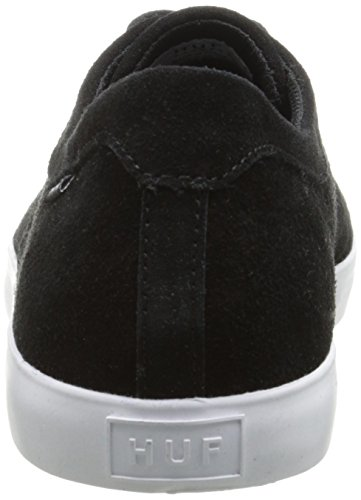 HUF Uomo Sneaker Sutter Nero/Bianco