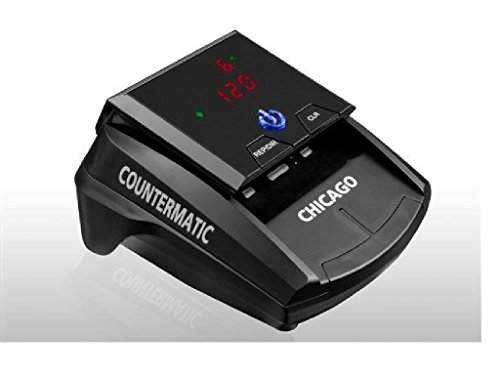 Detector Billetes Falsos Countermatic New Chicago