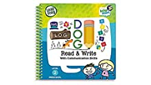 LeapFrog 461403 - Libro di attività per Lettura e Scrittura, in 3D, Multicolore