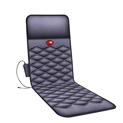Elektrische Massage-Ganzkörpermatratze Multifunktionshaushaltsmassagedecke, die Erschütterungsmassagekissen-Gesundheitsmassageausrüstung erhitzt