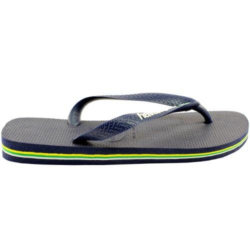 Playa Flop Scivolano Blu Sandali Logo Flip Donne Nuovi Era Havaianas x1g4wqUnCY