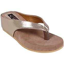 Classy Feet comfort women's Wedges