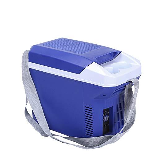 GUANHONG Refrigerador del automóvil 8L Mini refrigerador pequeño Vecino del Estudiante refrigerador...