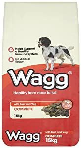 Wagg Complete Original Dry Mix 15 kg by Wagg Foods Ltd
