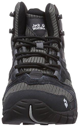 sports shoes 69d14 b9bd6 Jack Wolfskin Volcano Mid Texapore Men, Chaussures de ...