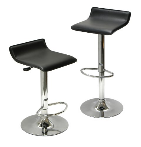 spectrum-set-of-2-adjustable-air-lift-stool-black-faux-leather-rta