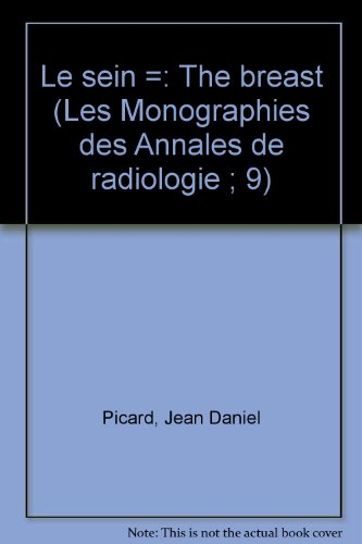 Le Sein - The breast. Edition bilingue (Franais-anglais)