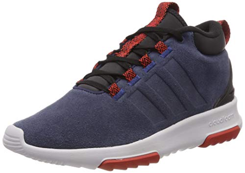 adidas CF Racer Mid WTR, Chaussures de Fitness Homme, Multicolore Bleu MarineRouge MaruniRojbas, 42 EU
