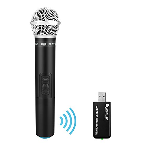 Micrófono USB UHF 926.5MHz