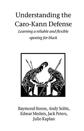 Understanding the Caro-Kann Defense por Raymond Keene