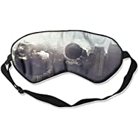 Eye Mask Eyeshade Fantasy City Sleep Mask Blindfold Eyepatch Adjustable Head Strap preisvergleich bei billige-tabletten.eu
