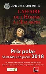 L'affaire de l'homme à l'escarpin (T.2) - Prix Polar de Saint Maur en Poche 2018 de Jean-Christophe Portes