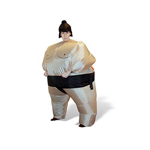 Imagen principal de Thumbs Up - Disfraz de sumo hinchable