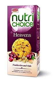 Britannia NutriChoice Heavens Cranberry oats, 100g