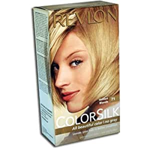Revlon Colorsilk Haircolor Golden Blonde 295 ml