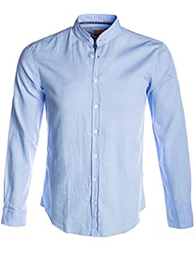 BOSS Orange Eeasy 1 Shirt in Sky Blue