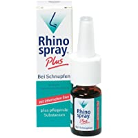 Rhinospray Rhino Spray Plus bei Schnupfen für Kinder ab 6 Jahren und Erwachsene 5 x 10 ml Sparpack mit ätherischen... preisvergleich bei billige-tabletten.eu