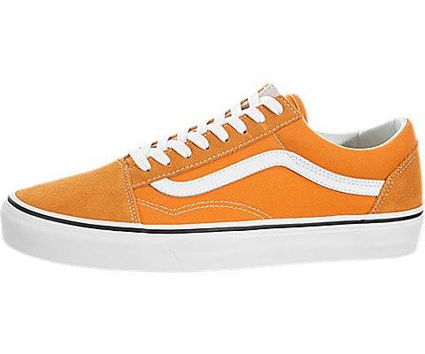 Vans Old Skool Shoes EUR 44.5 Dark Cheddar True White