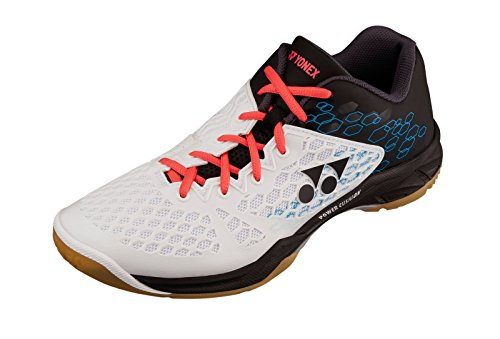 Yonex Power Cushion 03 Team Sport Badminton Schuhe, Schwarz, 45
