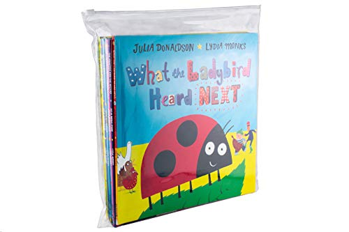 Julia Donaldson and Lydia Monks x 8 Book Set