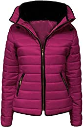 Amazon.co.uk: Pink - Coats &amp Jackets Store: Clothing
