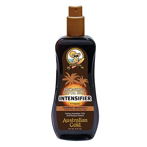Australian Gold Bronzing Dry Oil Spray 237 ml Intensifier