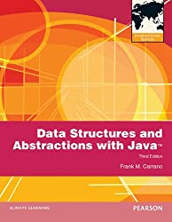 Data Structures and Abstractions with Java (International Version)