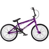 "Radio Dice 16"" Freestyle BMX Bike (15.75"" - Lila)"