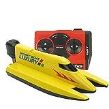 2,4G Fernbedienung Speed Boat Spielzeug Wasserdicht Mini RC Racing Boot Modell Elektrische Spielzeug Geschenk für Kinder
