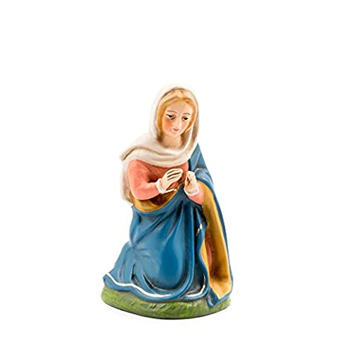 Kneeling Mary, to 4 in. figures