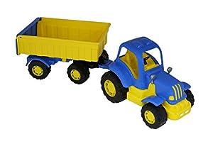 Polesie Polesie44952 Mighty Tractor - Juguete para Remolque