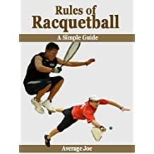 Rules of Racquetball (English Edition)