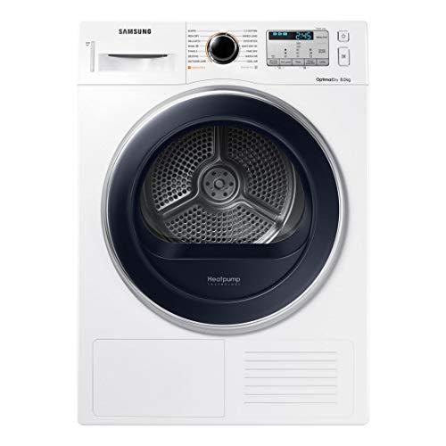 Samsung DV80M5013QW A++ 8kg Heat Pump Freestanding Tumble Dryer - White