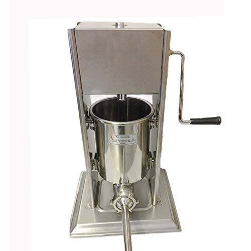 3 Liter, Edelstahl, Füller,Hersteller,Maschine,Deli , Wurst ()