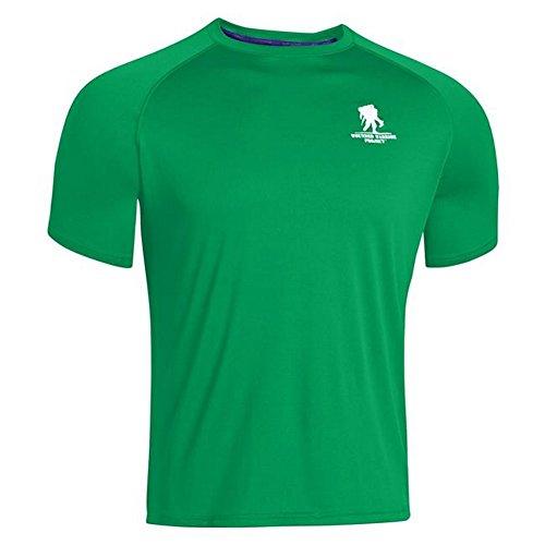 Under Armour Herren T-Shirt Ua Tech Men'Wwp Feisty/weiß