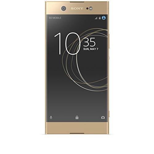 Sony Xperia XA1 Ultra - Smartphone con pantalla de 6', 4G, Android, Dorado