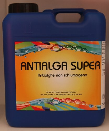 ANTIALGA SUPER - Antialghe non schiumogeno per