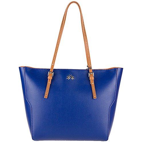 BORSA LA MARTINA SHOPPING ESTRELLA 306 001 (ELECTRIC BLUE)