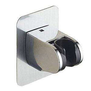 SIMGOTT Handbrause Halterung Ohne Bohren 3M Kleber Winkel Verstellbar Brausehalter Duschhalterung, Super Power